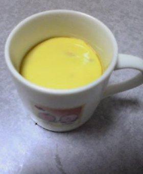 レンジDE☆茶碗蒸し