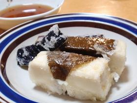 からっと香ばしい春の揚げ豆腐