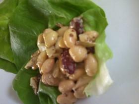 簡単♪豆サラダ