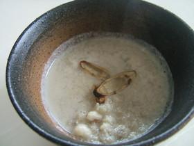 マクロビ足を細くするゴボウ豆乳スープ
