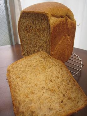 【HB】ふ~んわりモチモチ♪紅茶食パン