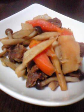 ☆牛肉と里芋達の煮物☆