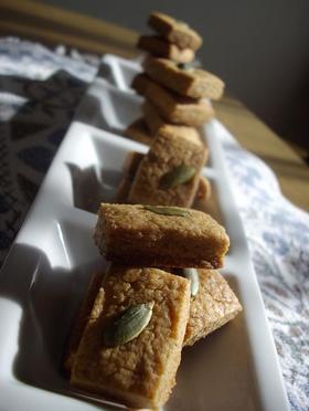 超簡単♡きな粉とゴマのキャラメルクッキー