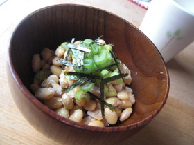 """""""豆""""の味☆ 手作り納豆"""