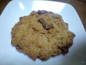 ブランフレークでざくざくクッキー