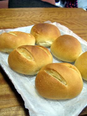 HBで簡単!きなこ&米粉パン