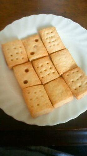 バター少なめ★めちゃうまさくさくクッキー