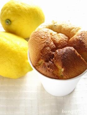 レモンティーシフォンケーキ*