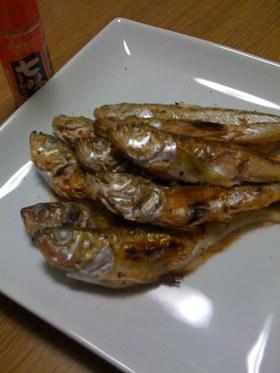 大人味✧ピリ辛焼き魚