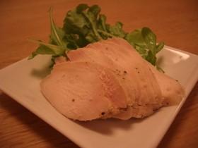 安うま!鶏胸肉でハム風チキン