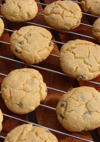 卵なしHMで簡単☆チョコクッキー