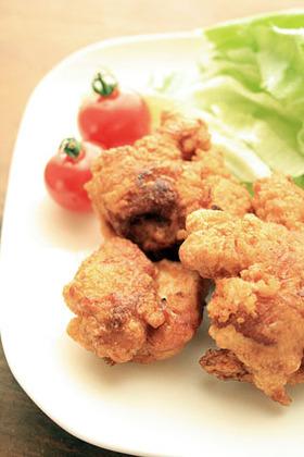 簡単☆クリスピー&ジューシー鶏のから揚げ