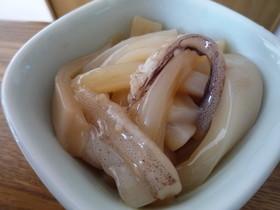 ご飯がうまい!イカの塩辛