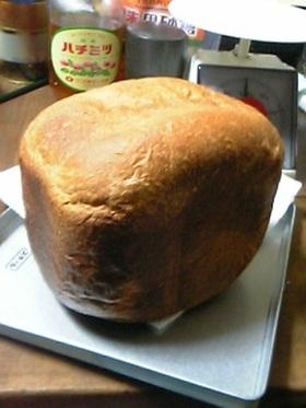 HBでふわっふわぁ~♪幸せ黒糖パン♪