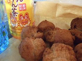沖縄の味~サーターアンダーギー