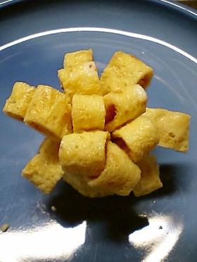 薄焼き卵の菊盛り