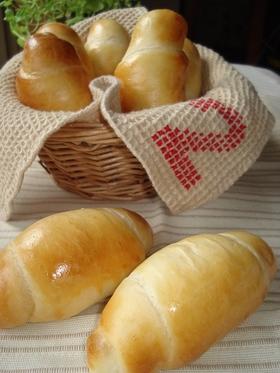 *あこ酵母*基本の生地でロールパン