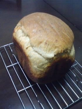 HBでおかか醤油チーズ食パン