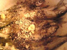 チカのチーズハーブマヨネーズ焼き