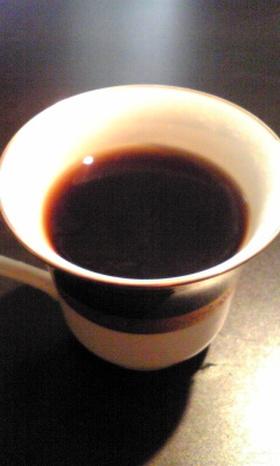 ☆小豆コーヒー☆