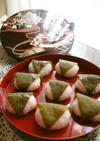 桜餅✿~炊飯器で簡単