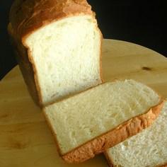 卵白の消費に☆HBで簡単☆卵白の食パン
