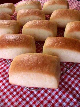 薩摩芋ミルクパン~ホシノ酵母