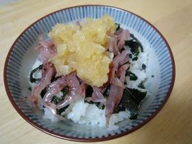 生桜えび丼