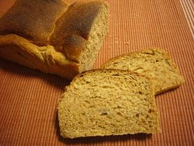 全粒粉100%deノンオイル!食パン