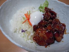 【カリカリ】生姜焼き丼