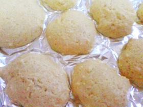 生地5分!ミニメロンパンなホットクッキー