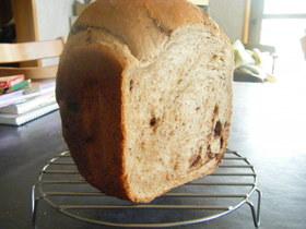 幸せ♡ミルクティーチョコチップ食パン♡