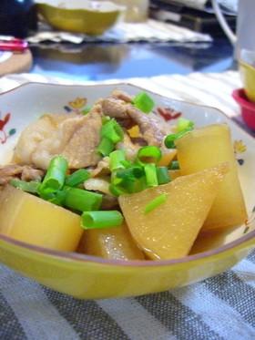 中華風♡大根と豚肉のあったか煮物