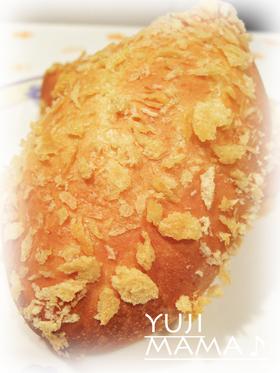 HB★小さじ2の油でウマイ焼きカレーパン