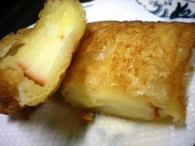 簡単チーズアップルパイ