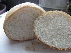 HB♡ノンオイル薄力粉100%パン