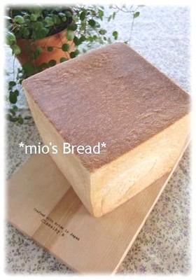 HB使用☆我が家の基本の食パン☆角食♪