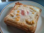 エッグトーストの写真