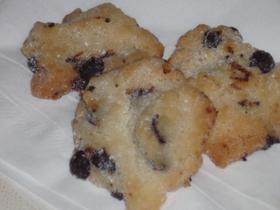 シンプルなチョコチップクッキー