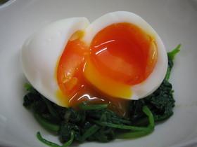 塩麹さんで味付け卵