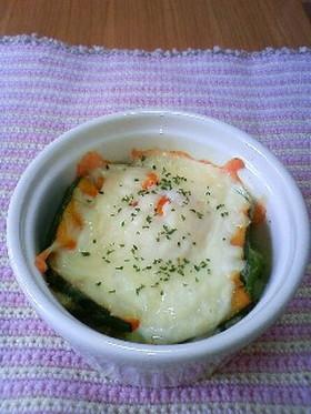 いろいろ野菜ととろけるチーズ