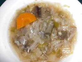 野菜のうまみたっぷりスープ♪
