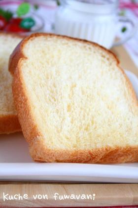 ホシノ天然酵母❀ブリオッシュ食パン