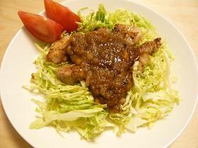 ハニーオニオンソース☆豚のステーキ