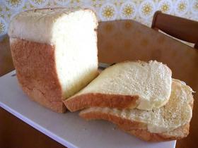 ウチの定番☆【HB】プチリッチ食パン☆