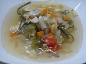 デトックス・スープ