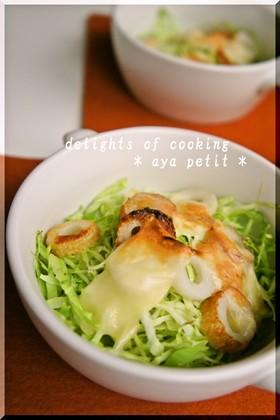 ✿ 簡単‼キャベツのチーズ焼き ✿