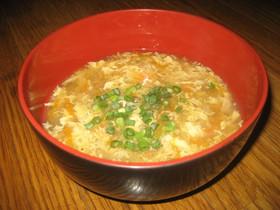 うちの定番!ふわふわ卵の本格中華風スープ