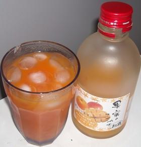 果実のささやきの野菜ジュース割り