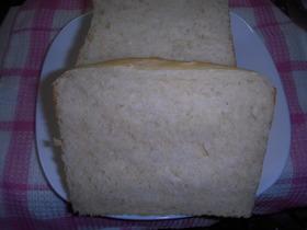 炊飯器で発酵パン基本(食パン①)